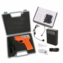 전자신호총 휴대용 유선마이크 앰프세트(NXO-W225)
