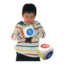 키드짐 - 스캐터볼 12.5cmX12.5cm 소프트재질 게임(밴드별도)