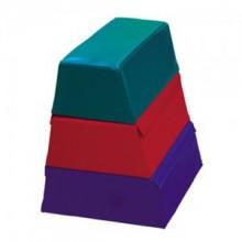키드짐 - 뜀틀매트(3단) 60X50X(H)60cm